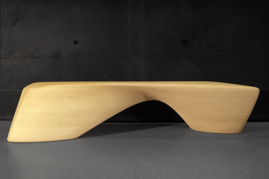 PP 995 The ordrupgaard bench