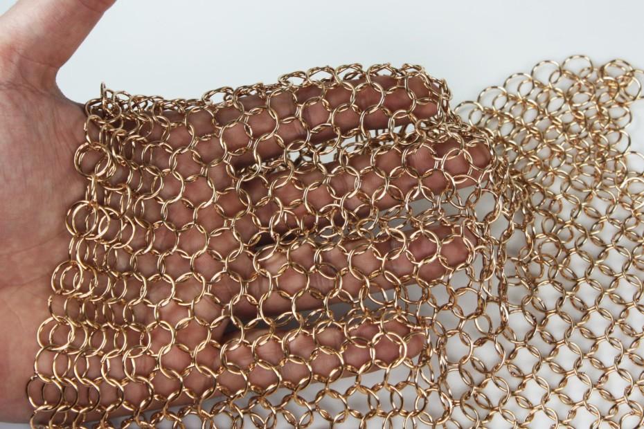 alphamesh 12.0 bronze polished