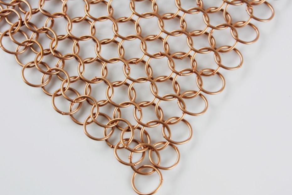 alphamesh 12.0 bronze matt