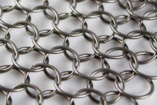 alphamesh 12.0 stainless steel matt  by  proMesh
