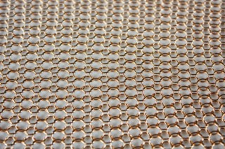 alphamesh 7.0 bronze polished  by  proMesh