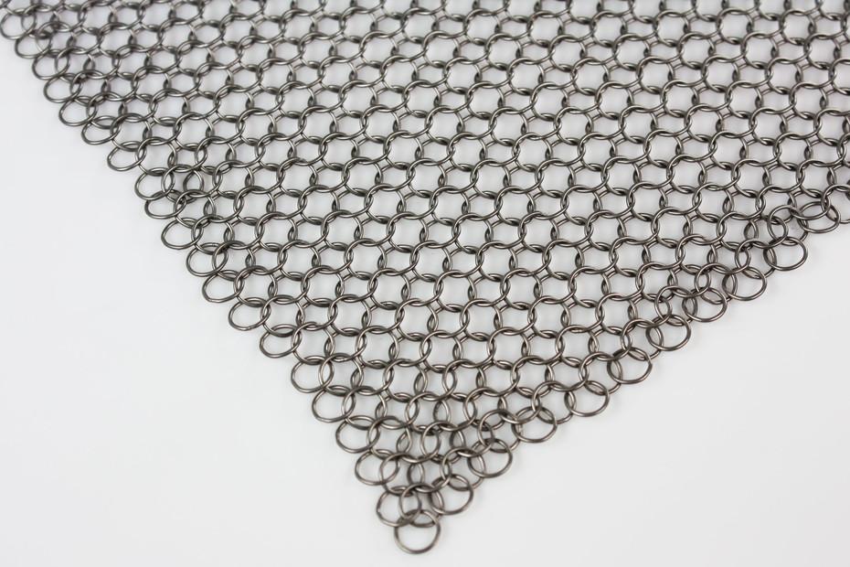 alphamesh 7.0 stainless steel matt