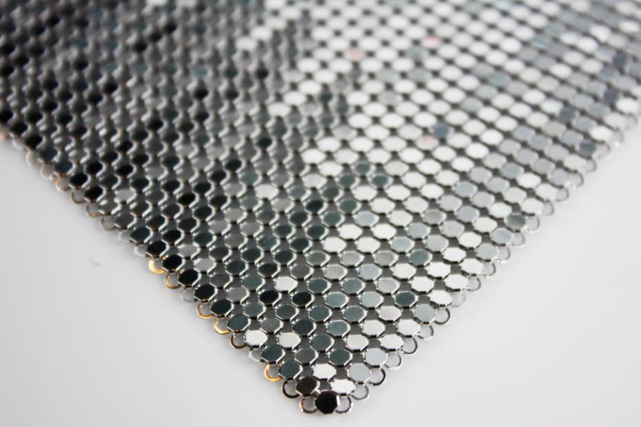 alphamesh scale 2.5 aluminium