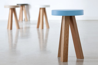 Flak stool  by  Punt