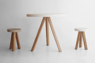 Flak Table  by  Punt