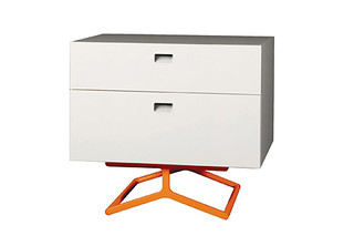 Satelitte Bedside cabinet  by  Quodes