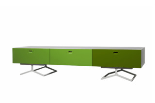 Satelitte sideboard M  by  Quodes