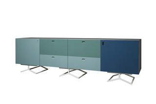 Satelitte sideboard XL  by  Quodes