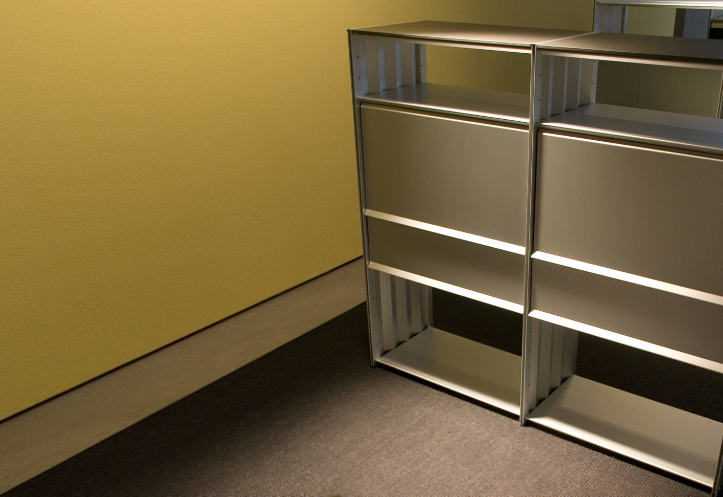 Office contract furniture storage shelving shelf systems - Tall Highboard By Radar Stylepark