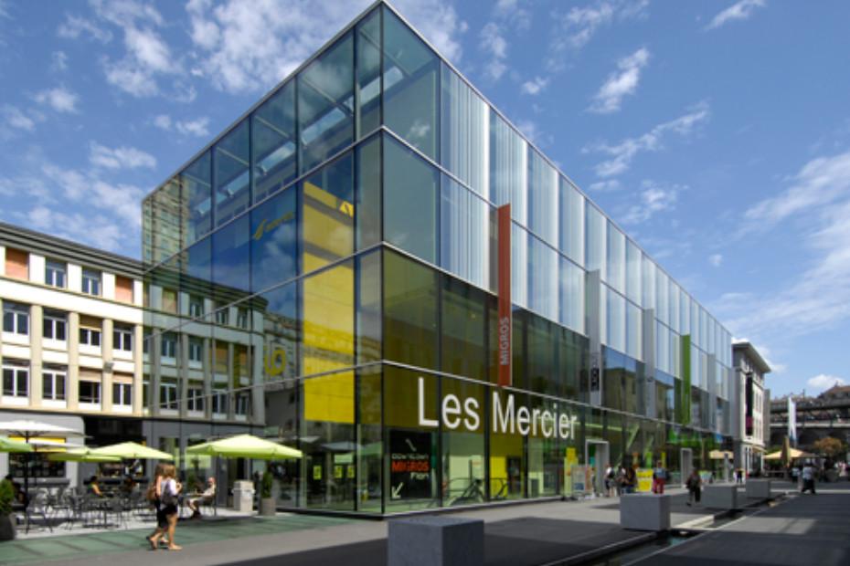 RAICO THERM+ A-V / A-I, Les Mercier, Lausanne