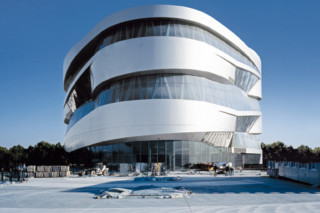 RAICO THERM+ S-I, Mercedes-Benz Museum, Stuttgart  by  RAICO