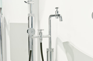 AMARCORD shower garniture high  by  Rapsel