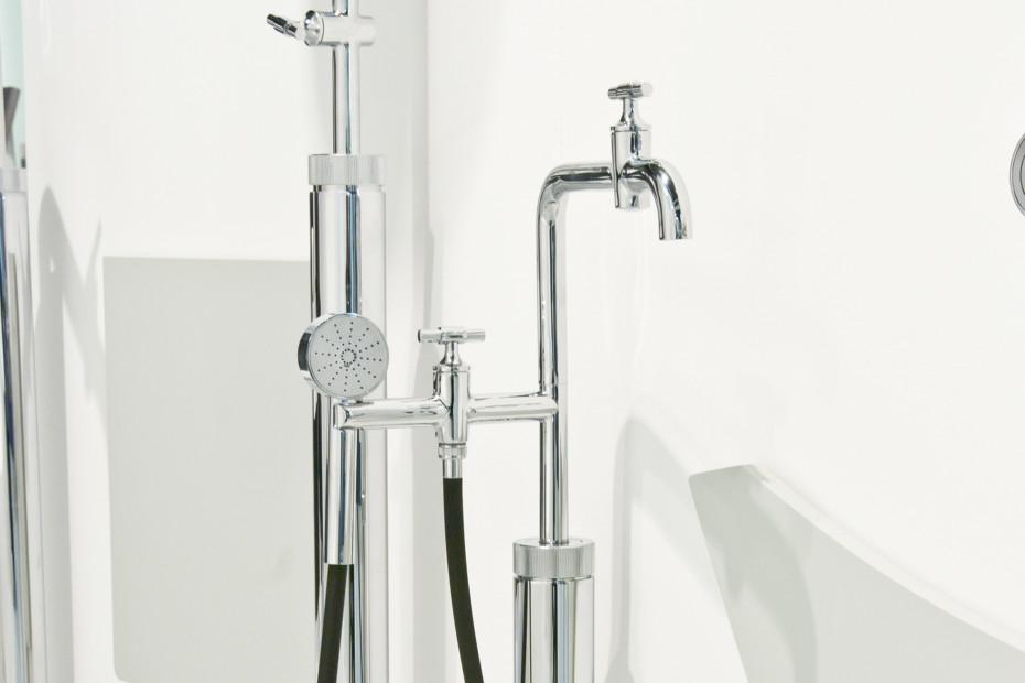 AMARCORD shower garniture high