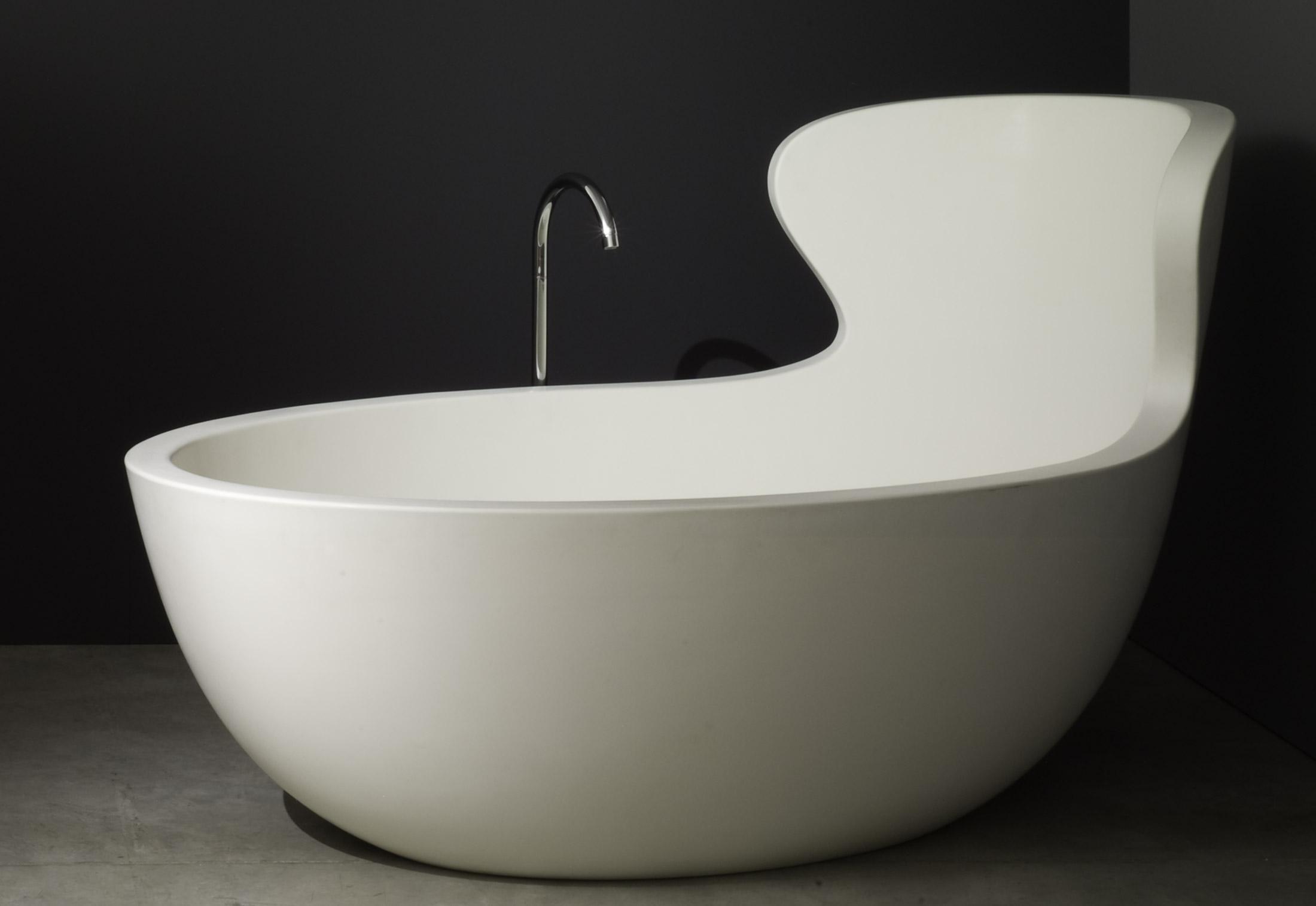 ARNE bathtub by Rapsel   STYLEPARK