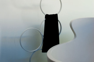 ARNE towel holder  by  Rapsel
