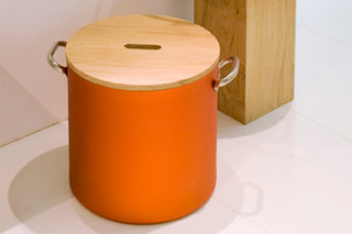 CHEF stool-container  by  Rapsel