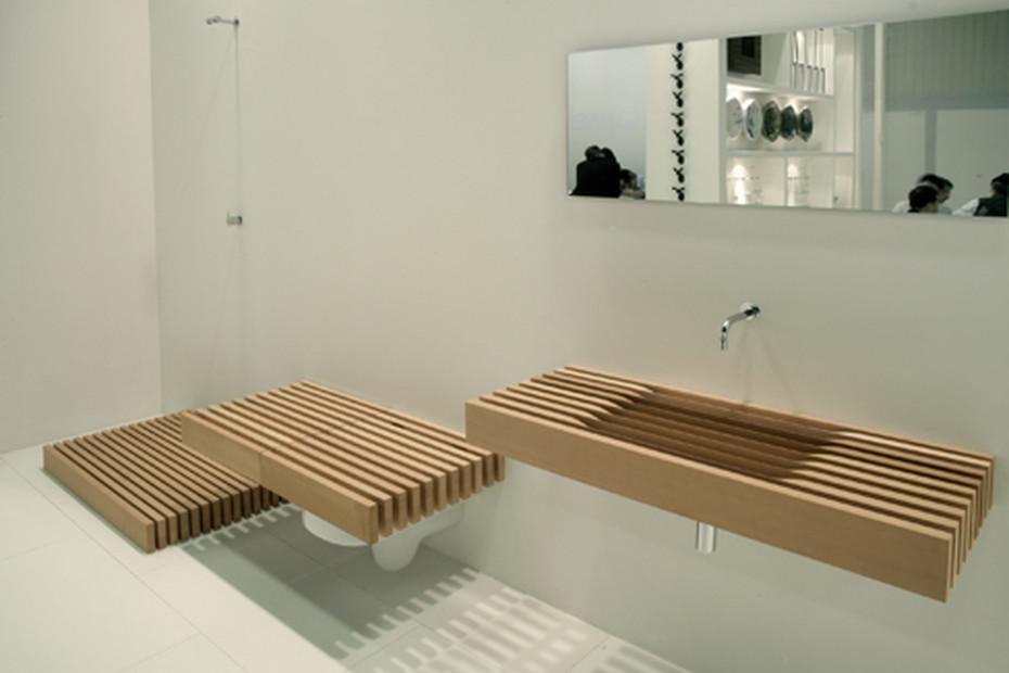 ONE wash basin