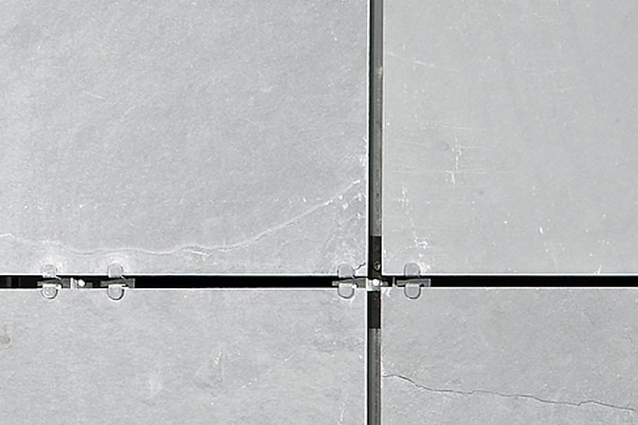 Schiefer Symmetrische Deckung