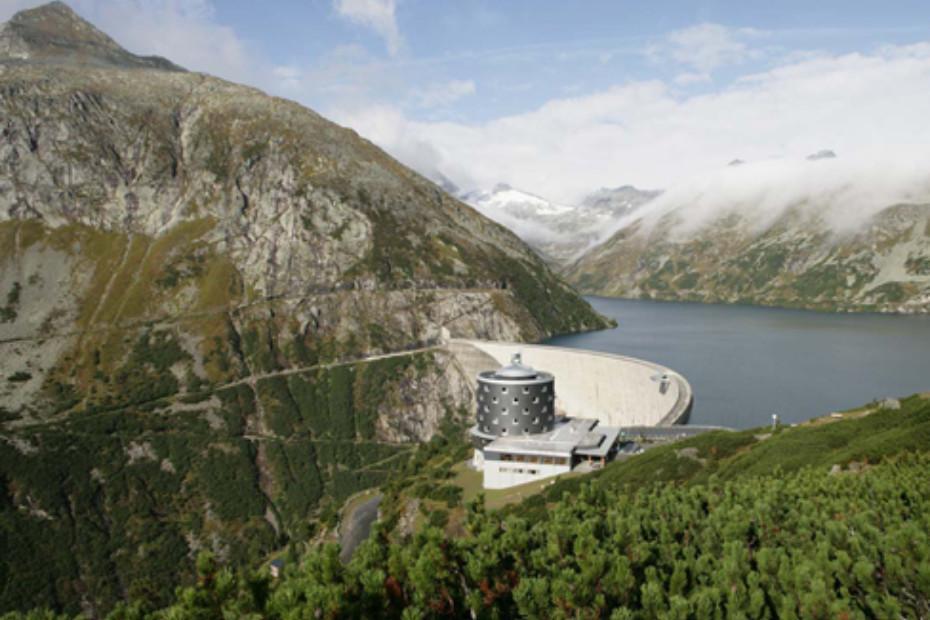 Schieferfassade extrem Alpin