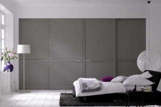 Sliding door system C42  by  raumplus