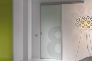 Sliding door system S1500 AIR rectangular  by  raumplus