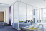 S1500 wall partitioning system  by  raumplus
