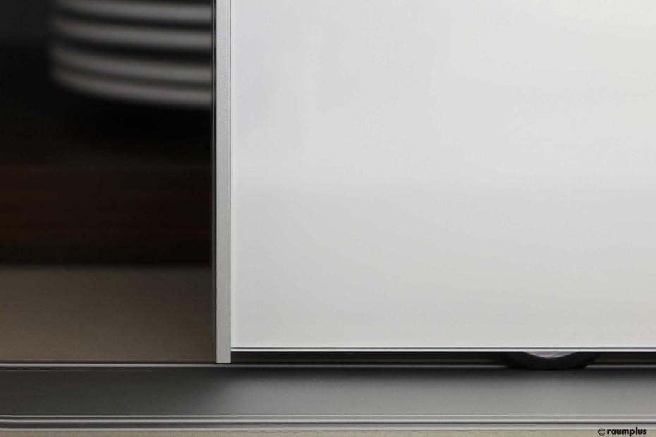 Dachschräge Gleittürsystem S800 Innensystem Legno