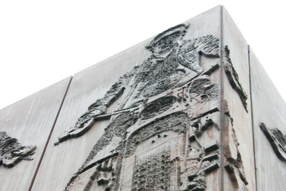 3d beton frontage Stuttgart