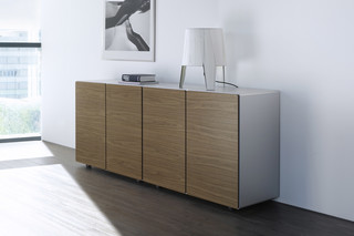 Star sideboard and container  by  Renz