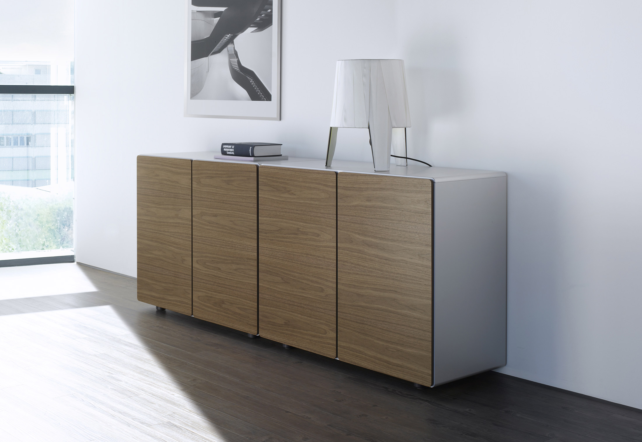 Star Sideboard And Container