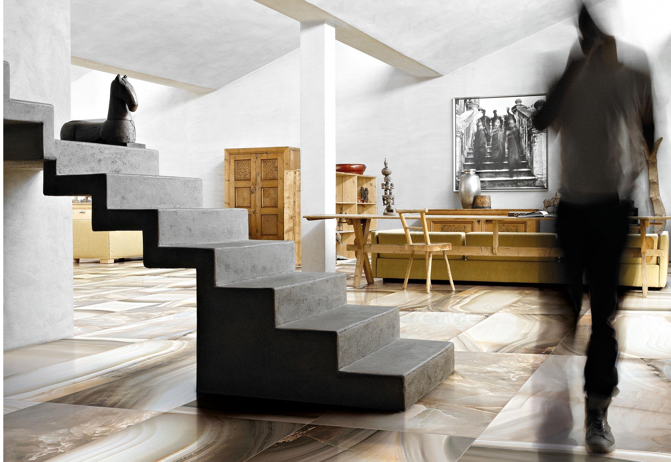 Alabastri ruggine by rex stylepark for Ruggine bologna