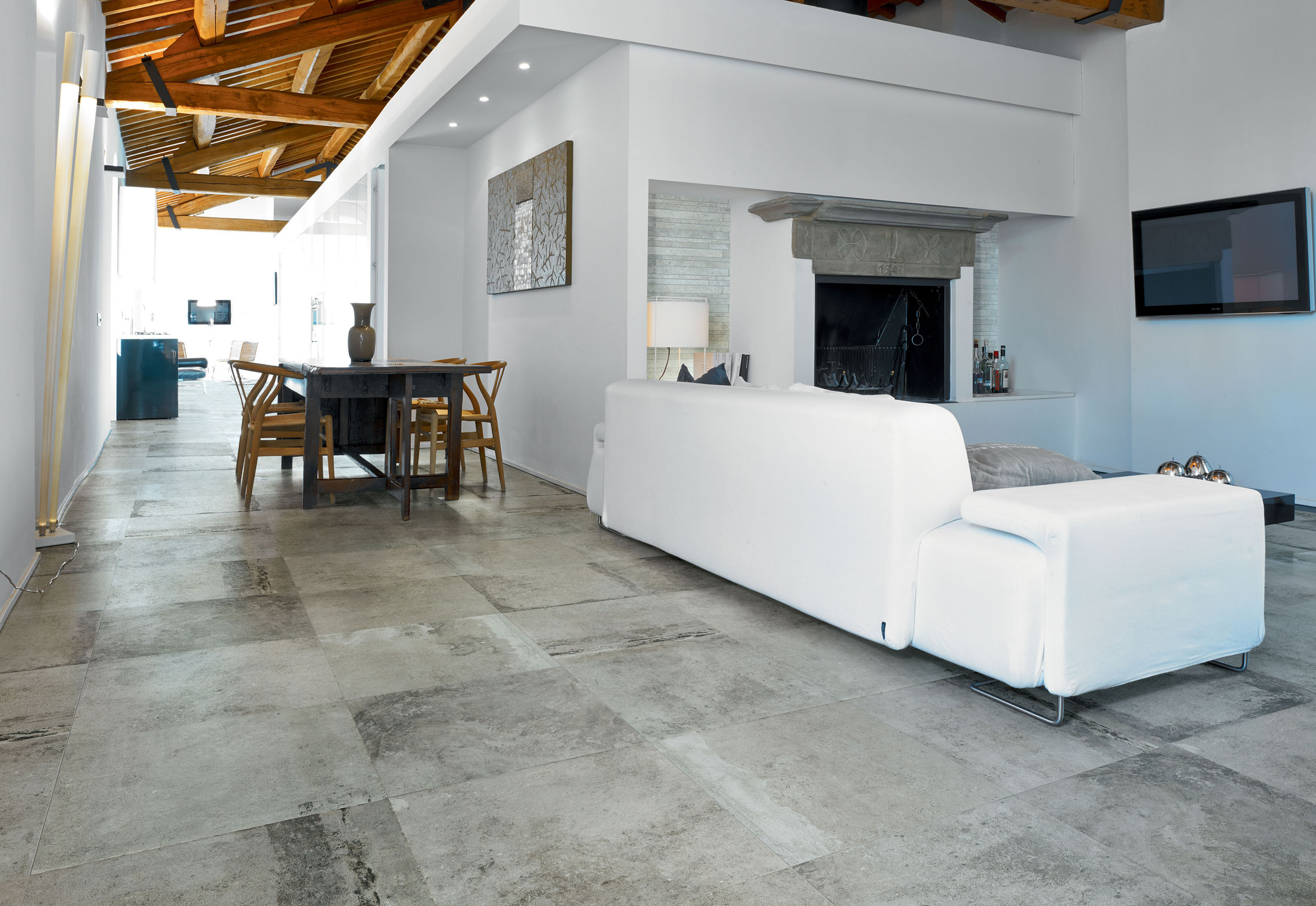 la roche grey by rex stylepark. Black Bedroom Furniture Sets. Home Design Ideas