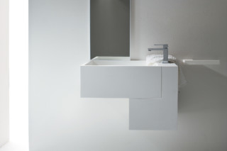 Argo hang washbasin  by  Rexa Design