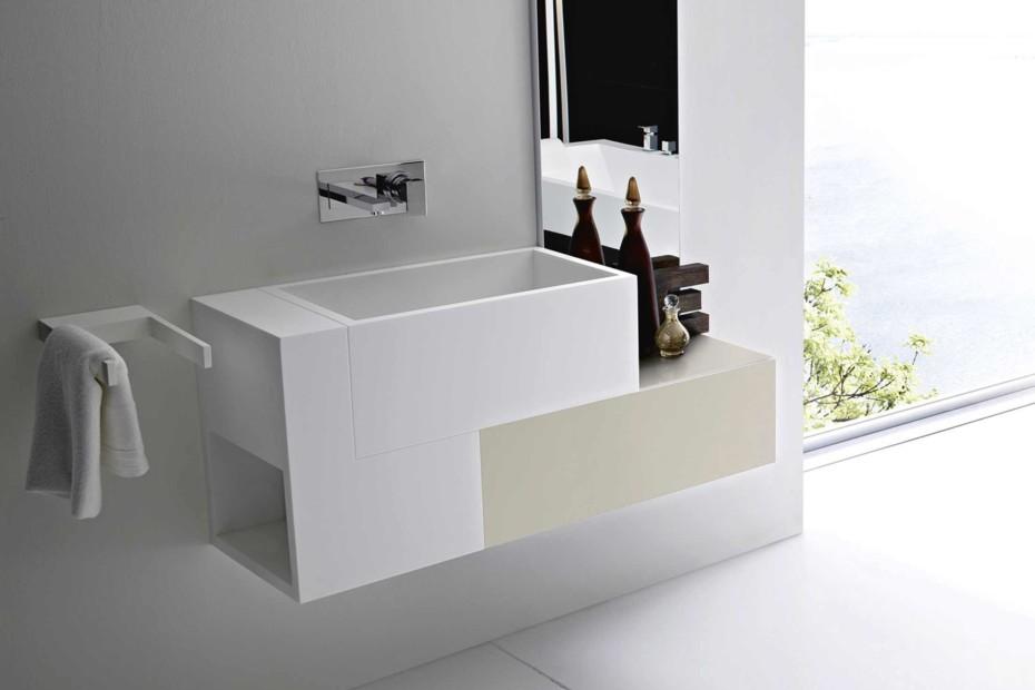 Argo hang washbasin