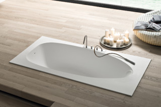 Boma bathtub recessed  by  Rexa Design