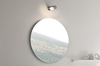 Boma mirror round  by  Rexa Design