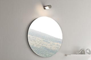 Boma mirror round  by  Rexa Design