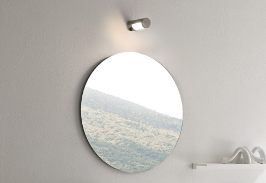 Boma mirror round