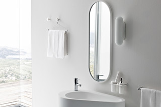 Boma mirror  by  Rexa Design