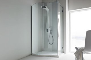 Boma shower system  by  Rexa Design