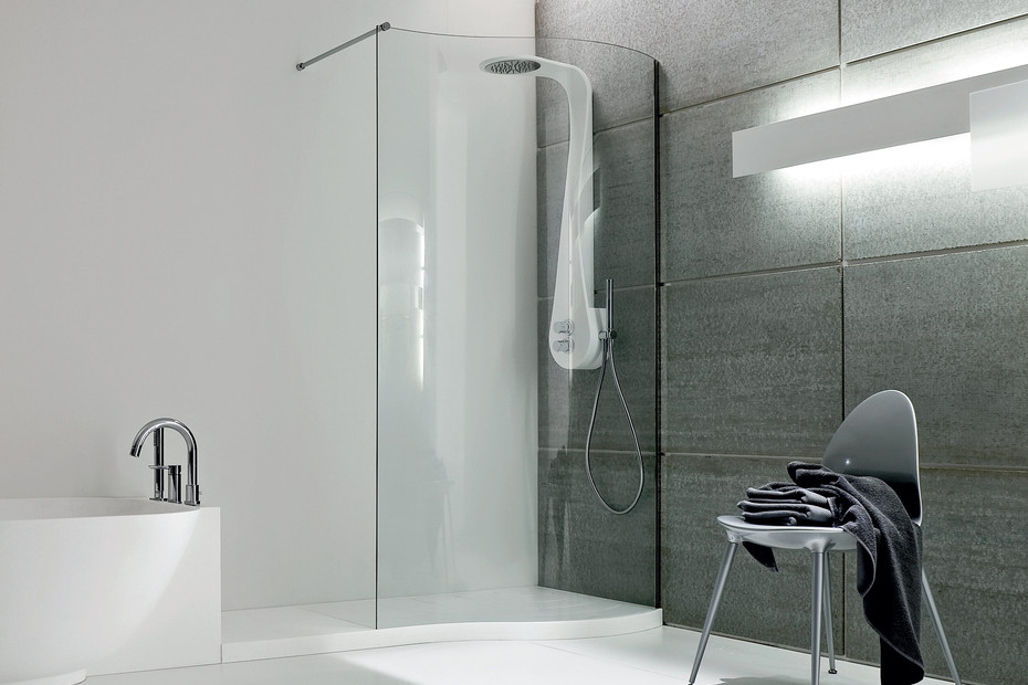 Boma shower system