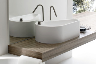 Boma washbasin with board  by  Rexa Design