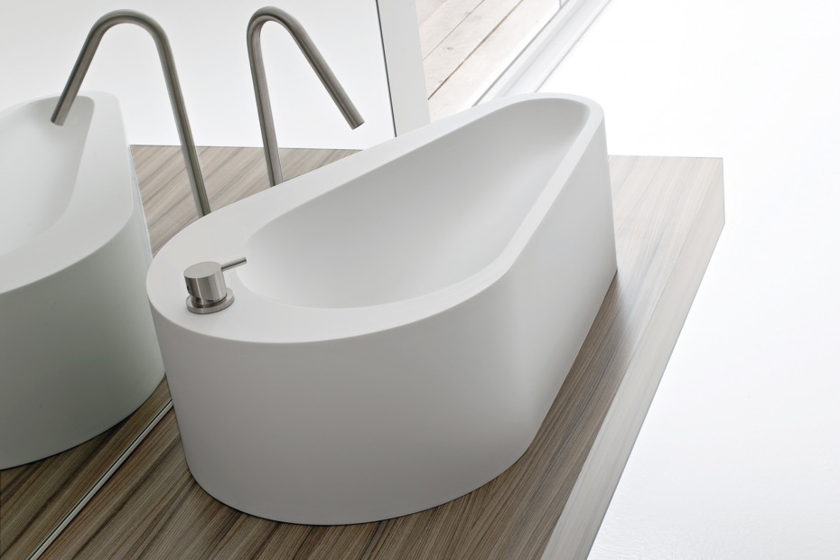 Boma washbasin with board