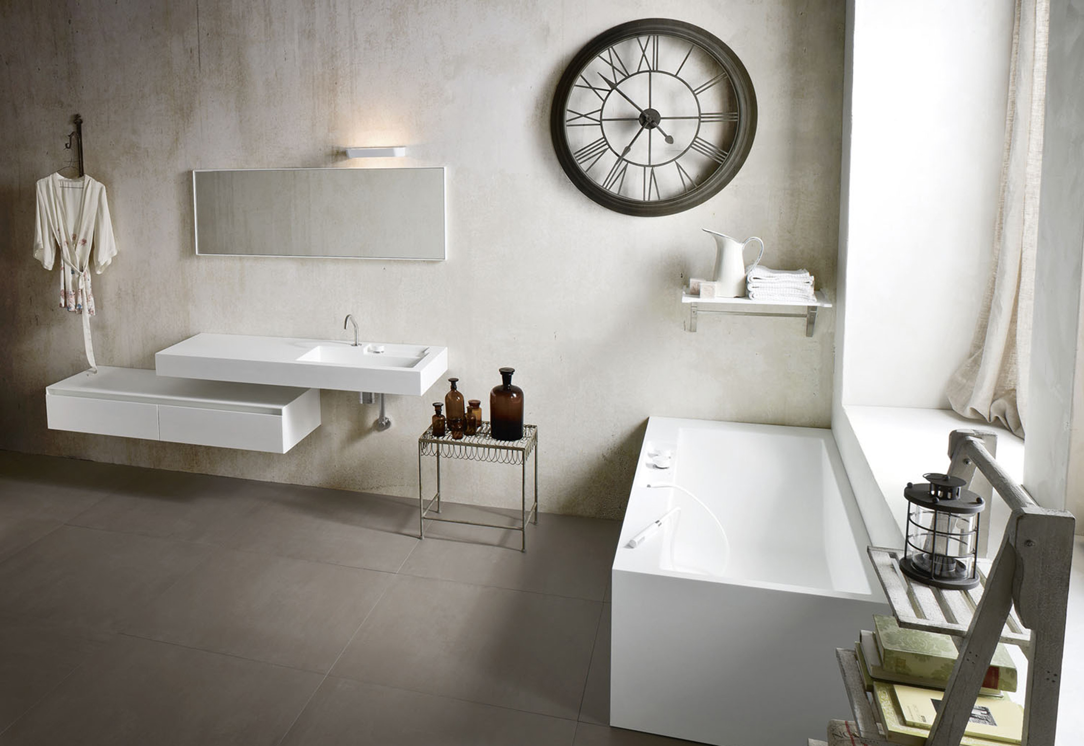 ergo nomic bathtub by rexa design stylepark. Black Bedroom Furniture Sets. Home Design Ideas