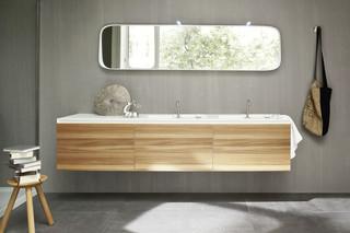 Ergo-nomic washstand  by  Rexa Design