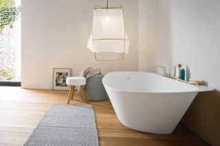 Fonte bathtub  by  Rexa Design