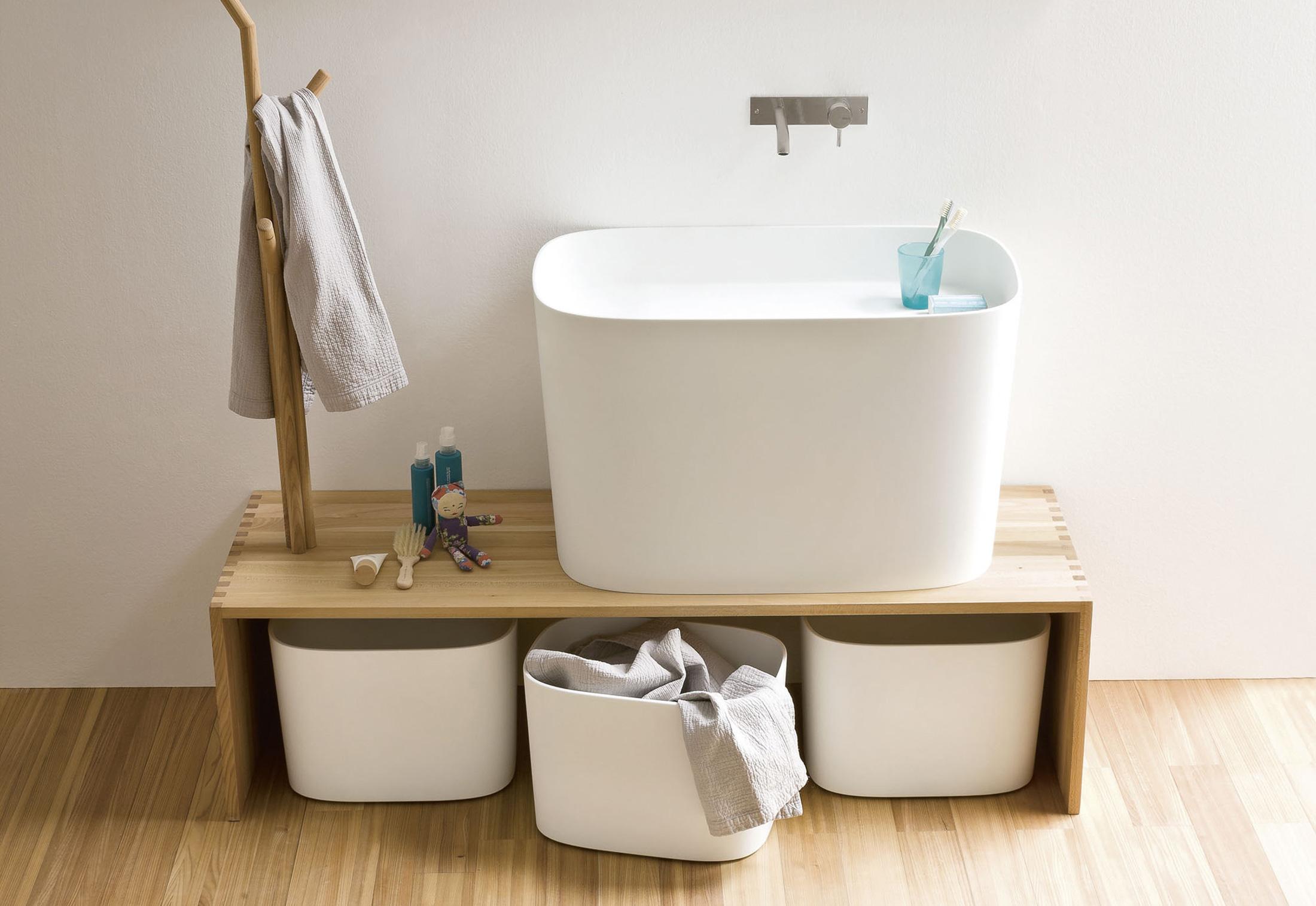 Fonte laundry basket by Rexa Design | STYLEPARK