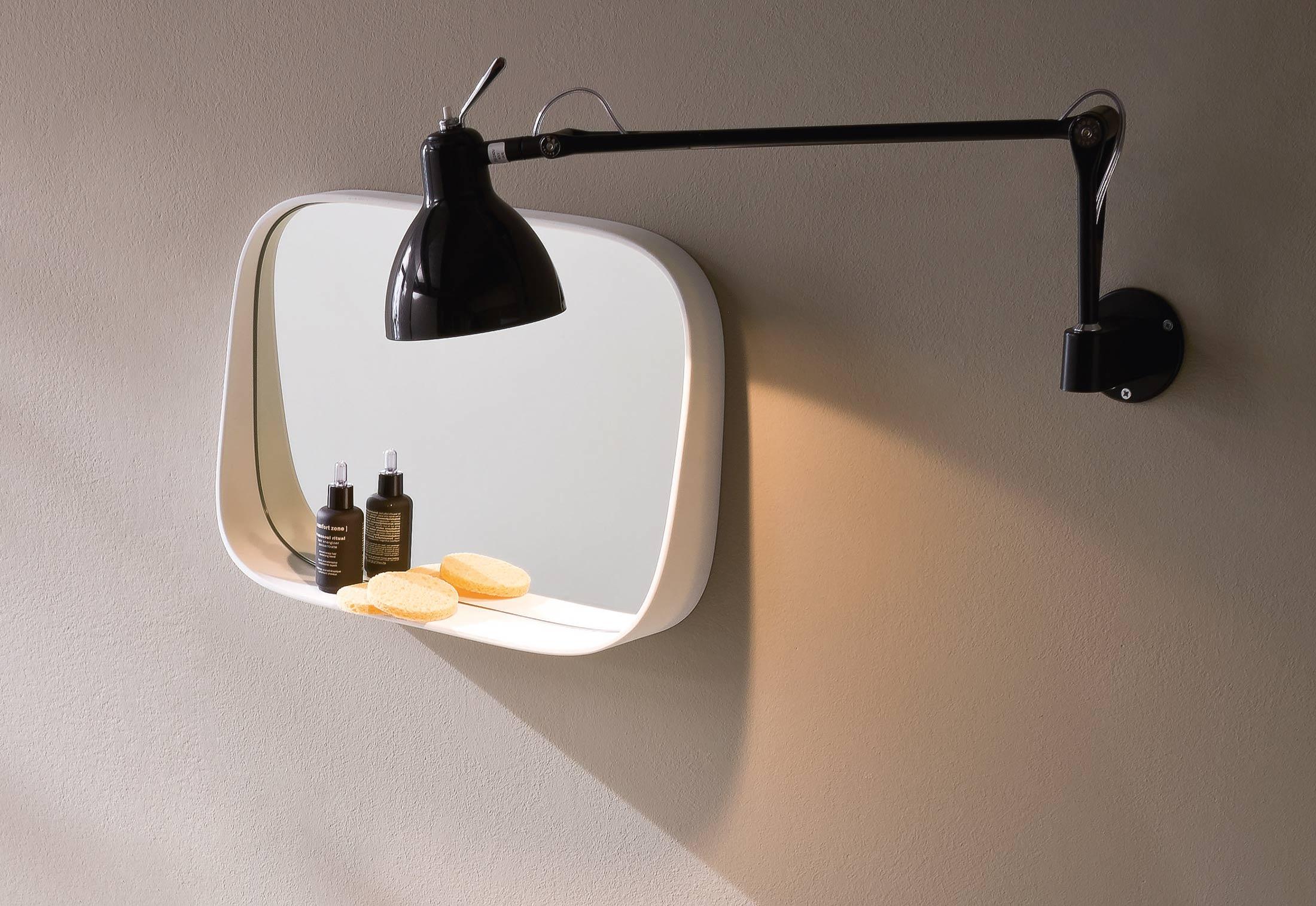Badezimmerspiegel Klein.Fonte Spiegel Klein Von Rexa Design Stylepark