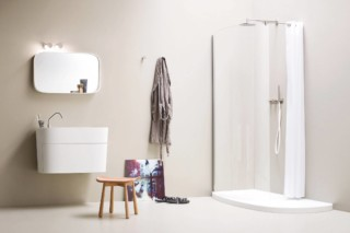 Fonte shower  by  Rexa Design
