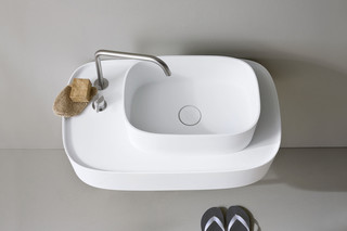 Fonte Totem washbasin  by  Rexa Design